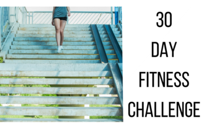 30 Day Fitness Challenge